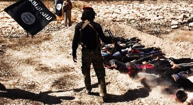تصاویری از جنایات هولناک تکفیریها در عراق